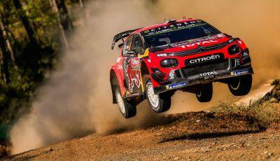 WRC Turchia 2019 – giorno 1: Le C3 WRC al comando della gara!