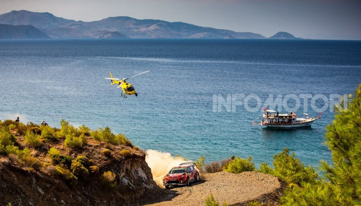 WRC Turchia 2019 – giorno 2: le C3 WRC confermano la loro leadership! - Foto 4 di 4