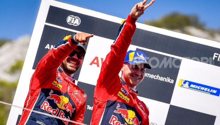 WRC Turchia 2019: Sebastien Ogier e Julien Ingrassia vincono il Rally di Turchia 2019 - Foto 2 di 4