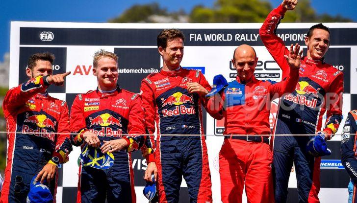 WRC Turchia 2019: Sebastien Ogier e Julien Ingrassia vincono il Rally di Turchia 2019 - Foto 3 di 4