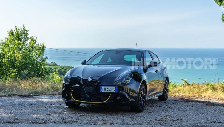 [VIDEO] Prova su strada Alfa Romeo Giulietta 2019: Bella per Tradizione! - Foto 5 di 28