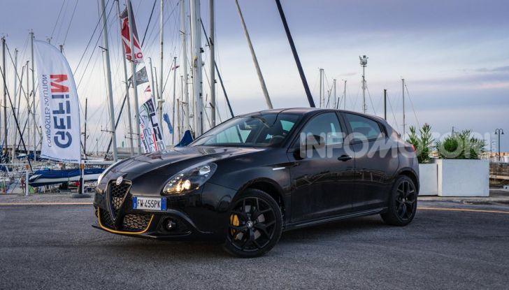 [VIDEO] Prova su strada Alfa Romeo Giulietta 2019: Bella per Tradizione! - Foto 2 di 28