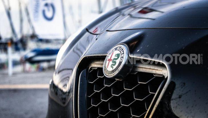 [VIDEO] Prova su strada Alfa Romeo Giulietta 2019: Bella per Tradizione! - Foto 23 di 28