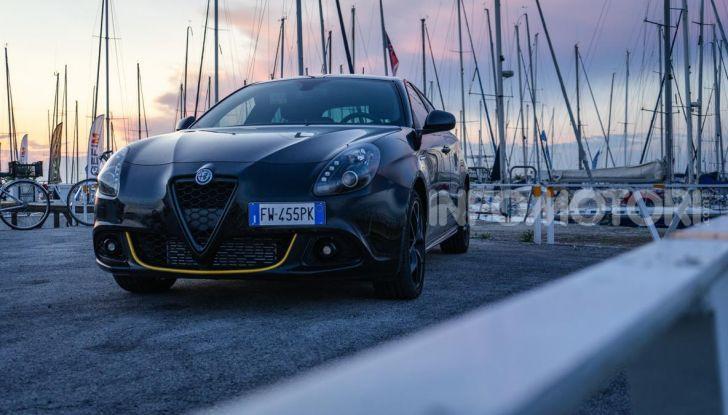 [VIDEO] Prova su strada Alfa Romeo Giulietta 2019: Bella per Tradizione! - Foto 4 di 28