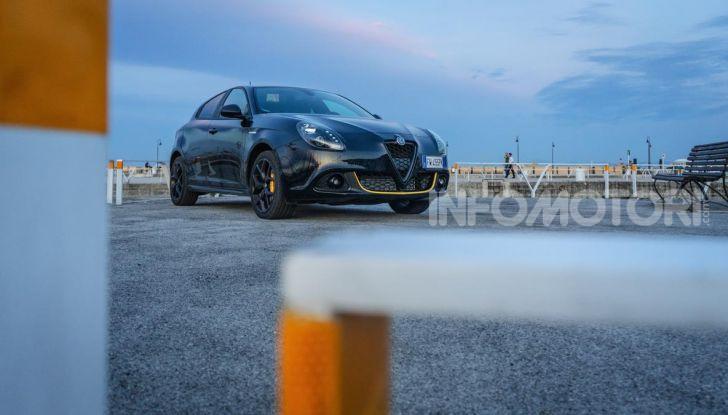 [VIDEO] Prova su strada Alfa Romeo Giulietta 2019: Bella per Tradizione! - Foto 13 di 28