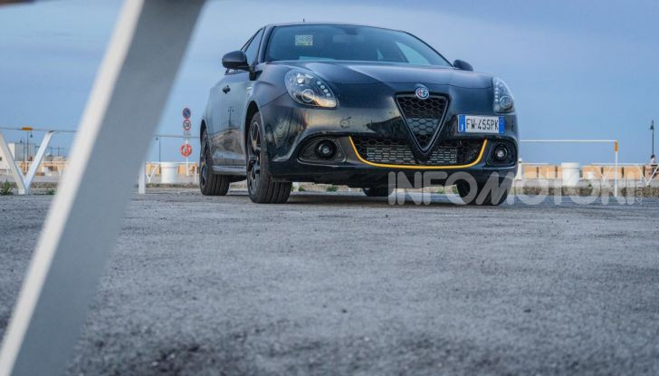 [VIDEO] Prova su strada Alfa Romeo Giulietta 2019: Bella per Tradizione! - Foto 12 di 28