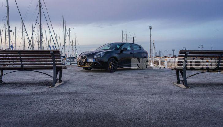 [VIDEO] Prova su strada Alfa Romeo Giulietta 2019: Bella per Tradizione! - Foto 14 di 28