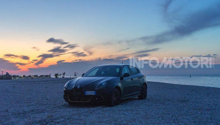 [VIDEO] Prova su strada Alfa Romeo Giulietta 2019: Bella per Tradizione! - Foto 16 di 28