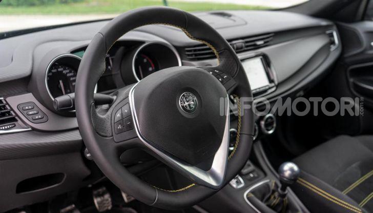 [VIDEO] Prova su strada Alfa Romeo Giulietta 2019: Bella per Tradizione! - Foto 24 di 28