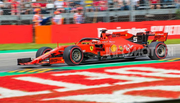 F1 2019, GP d'Italia: Leclerc si impone nelle prove libere di Monza davanti a Hamilton e Vettel - Foto 11 di 103