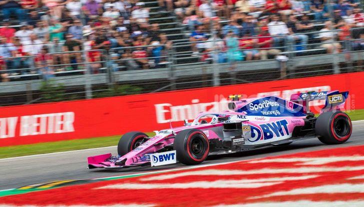 F1 2019, GP d'Italia: Leclerc infiamma Monza e centra la quarta pole della carriera davanti alle Mercedes - Foto 49 di 103