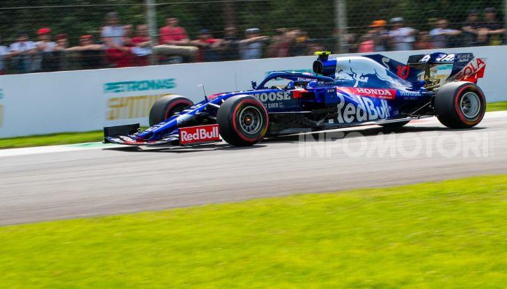 F1 2019, GP d'Italia: Leclerc si impone nelle prove libere di Monza davanti a Hamilton e Vettel - Foto 41 di 103