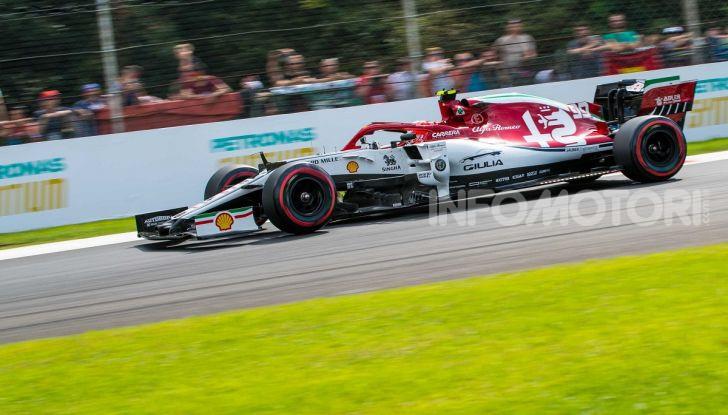 F1 2019, GP d'Italia: back-to-back di Leclerc a Monza, la Ferrari torna in vetta dopo nove anni di astinenza - Foto 54 di 103