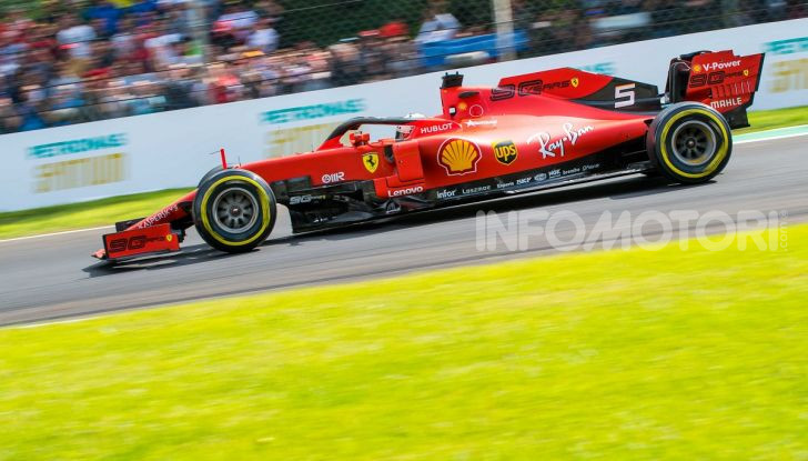 F1: l'Autodromo di Monza diventa un cinema drive-in - Foto 12 di 103