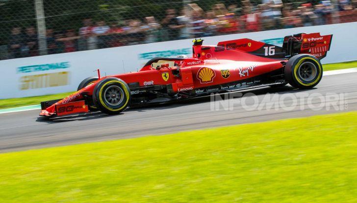 F1 2019, GP d'Italia: back-to-back di Leclerc a Monza, la Ferrari torna in vetta dopo nove anni di astinenza - Foto 7 di 103