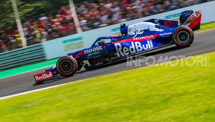 F1 2019, GP d'Italia: Leclerc infiamma Monza e centra la quarta pole della carriera davanti alle Mercedes - Foto 38 di 103