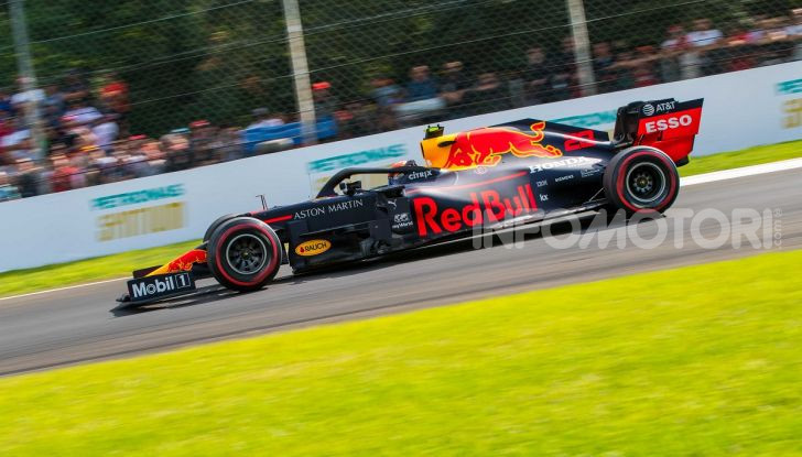 F1: l'Autodromo di Monza diventa un cinema drive-in - Foto 28 di 103