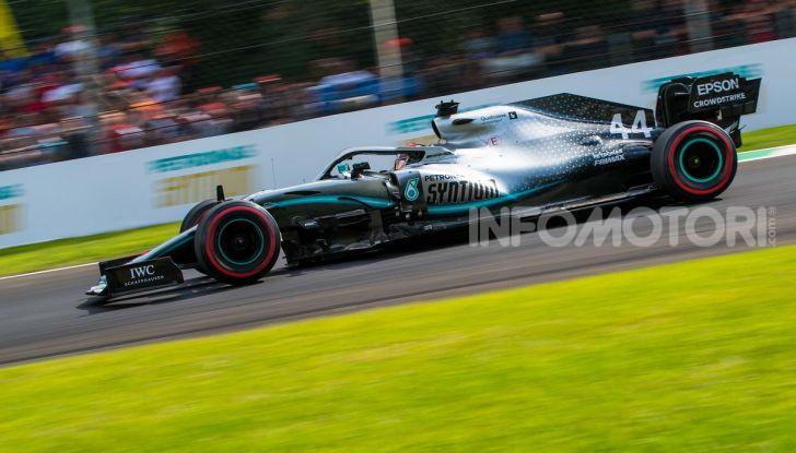 F1 2019, GP d'Italia: Leclerc si impone nelle prove libere di Monza davanti a Hamilton e Vettel - Foto 17 di 103