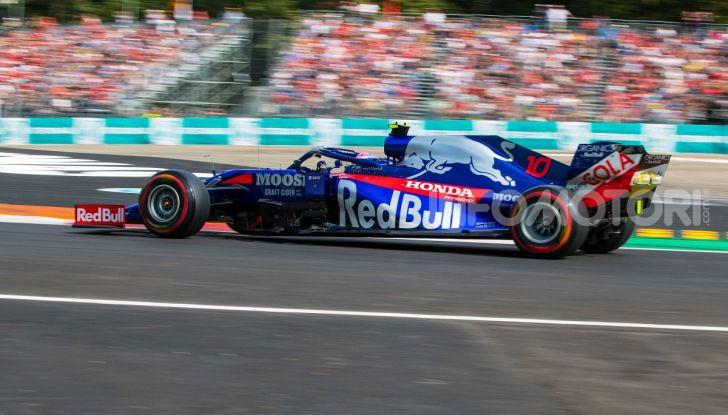 F1 2019, GP d'Italia: Leclerc si impone nelle prove libere di Monza davanti a Hamilton e Vettel - Foto 39 di 103