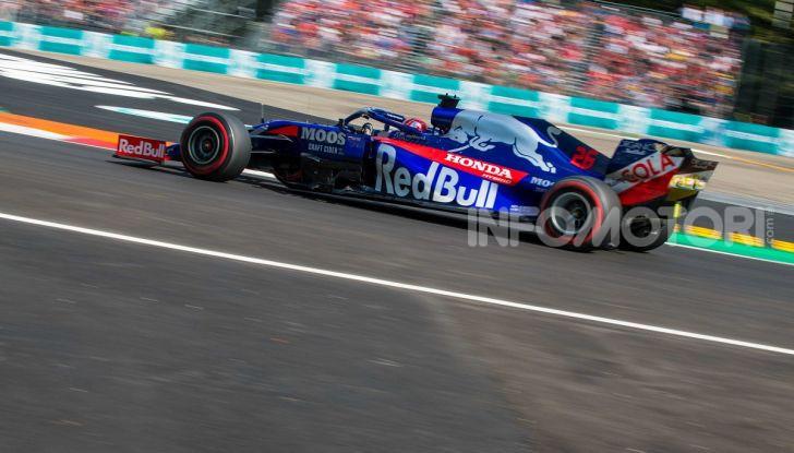 F1 2019, GP d'Italia: Leclerc si impone nelle prove libere di Monza davanti a Hamilton e Vettel - Foto 40 di 103