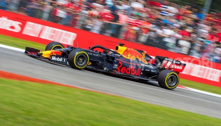 F1: l'Autodromo di Monza diventa un cinema drive-in - Foto 27 di 103