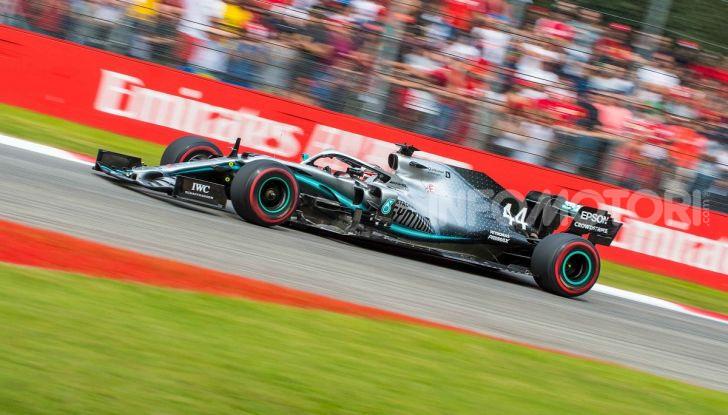 F1 2019, GP d'Italia: Leclerc si impone nelle prove libere di Monza davanti a Hamilton e Vettel - Foto 23 di 103