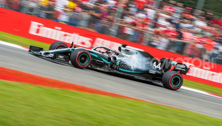 F1 2019, GP d'Italia: back-to-back di Leclerc a Monza, la Ferrari torna in vetta dopo nove anni di astinenza - Foto 23 di 103