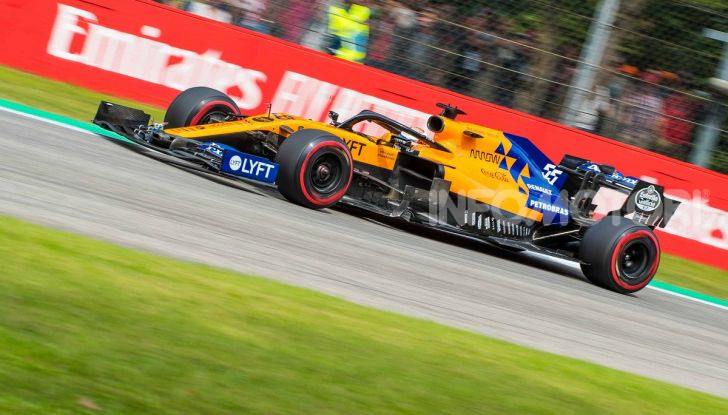 F1 2019, GP d'Italia: Leclerc si impone nelle prove libere di Monza davanti a Hamilton e Vettel - Foto 32 di 103