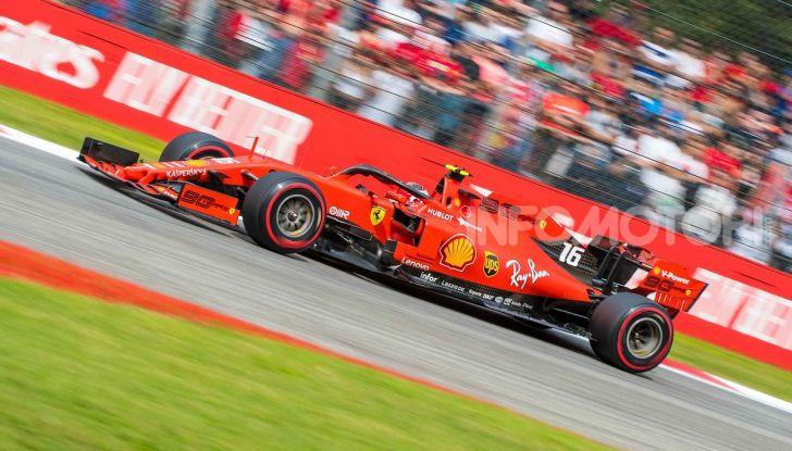 F1 2019, GP d'Italia: back-to-back di Leclerc a Monza, la Ferrari torna in vetta dopo nove anni di astinenza - Foto 4 di 103