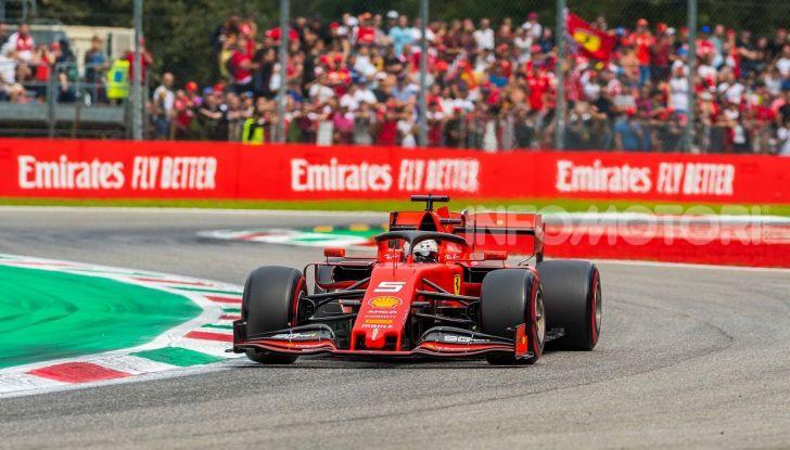 F1 2019, GP d'Italia: Leclerc si impone nelle prove libere di Monza davanti a Hamilton e Vettel - Foto 14 di 103