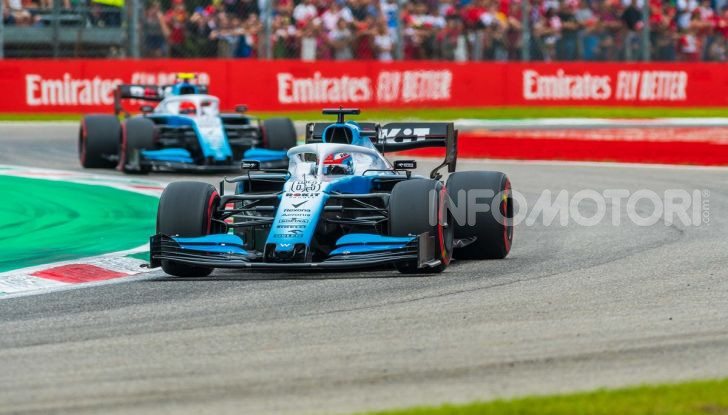 F1: l'Autodromo di Monza diventa un cinema drive-in - Foto 47 di 103