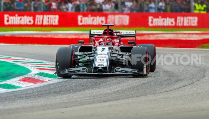 F1 2019, GP d'Italia: back-to-back di Leclerc a Monza, la Ferrari torna in vetta dopo nove anni di astinenza - Foto 56 di 103