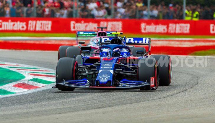 F1 2019, GP d'Italia: Leclerc si impone nelle prove libere di Monza davanti a Hamilton e Vettel - Foto 42 di 103