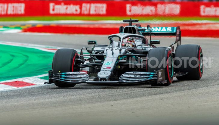 F1 2019, GP d'Italia: biglietti speciali e sconti per Monza con Trenord - Foto 18 di 103