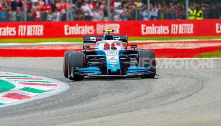 F1: l'Autodromo di Monza diventa un cinema drive-in - Foto 46 di 103