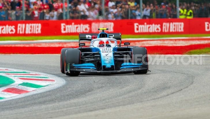 F1 2019, GP d'Italia: Leclerc si impone nelle prove libere di Monza davanti a Hamilton e Vettel - Foto 46 di 103