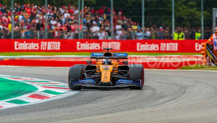 F1 2019, GP d'Italia: Leclerc si impone nelle prove libere di Monza davanti a Hamilton e Vettel - Foto 35 di 103