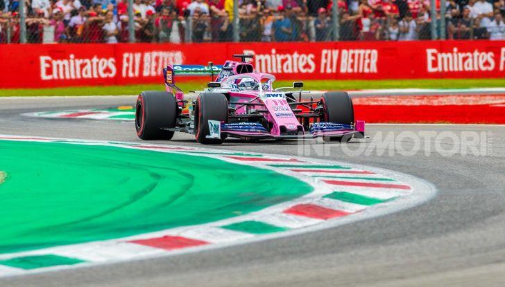F1 2020, GP d'Italia: gli orari TV Sky e TV8 di Monza - Foto 53 di 103