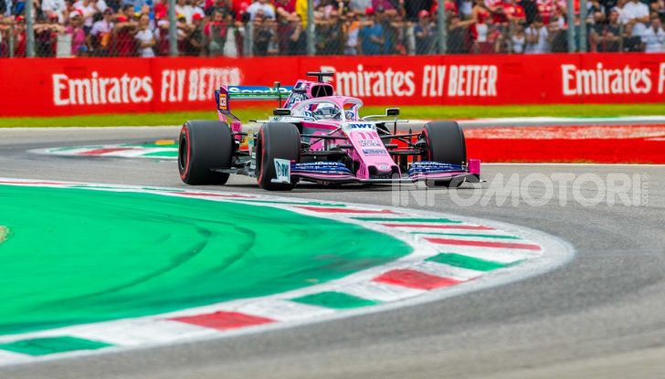 F1 2019, GP d'Italia: Leclerc si impone nelle prove libere di Monza davanti a Hamilton e Vettel - Foto 53 di 103