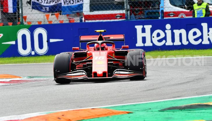 F1 2019, GP d'Italia: back-to-back di Leclerc a Monza, la Ferrari torna in vetta dopo nove anni di astinenza - Foto 63 di 103