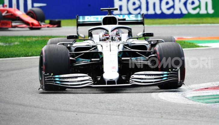 F1 2019, GP d'Italia: back-to-back di Leclerc a Monza, la Ferrari torna in vetta dopo nove anni di astinenza - Foto 64 di 103