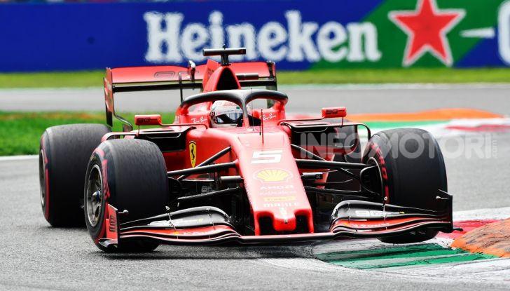 F1 2019, GP d'Italia: Leclerc si impone nelle prove libere di Monza davanti a Hamilton e Vettel - Foto 65 di 103