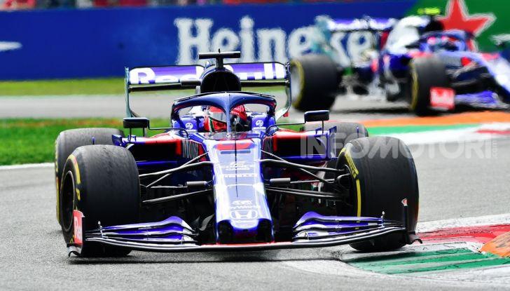 F1 2019, GP d'Italia: Leclerc si impone nelle prove libere di Monza davanti a Hamilton e Vettel - Foto 66 di 103