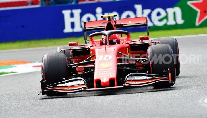 F1 2019, GP d'Italia: back-to-back di Leclerc a Monza, la Ferrari torna in vetta dopo nove anni di astinenza - Foto 67 di 103