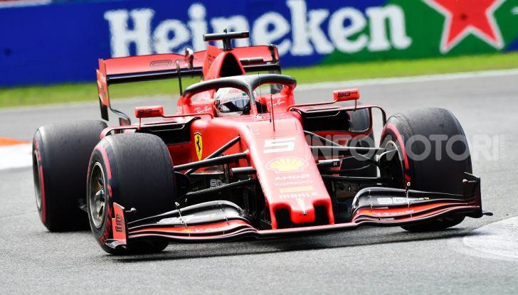 F1 2019, GP d'Italia: Leclerc si impone nelle prove libere di Monza davanti a Hamilton e Vettel - Foto 68 di 103