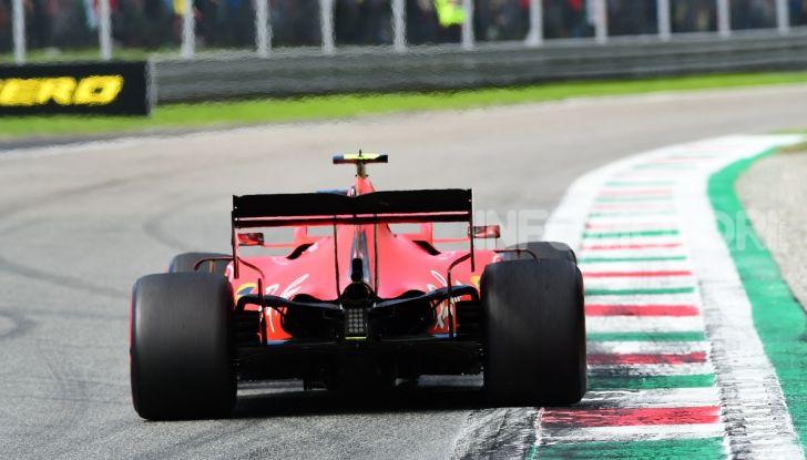 F1 2019, GP d'Italia: Leclerc si impone nelle prove libere di Monza davanti a Hamilton e Vettel - Foto 69 di 103