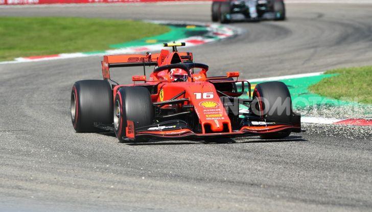 F1 2019, GP d'Italia: Leclerc si impone nelle prove libere di Monza davanti a Hamilton e Vettel - Foto 70 di 103