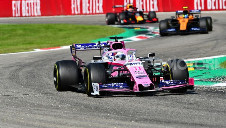 F1 2020, GP d'Italia: gli orari TV Sky e TV8 di Monza - Foto 72 di 103