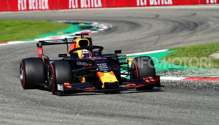 """F1 2019, GP d'Italia: le pagelle """"Rosse"""" di Monza - Foto 73 di 103"""