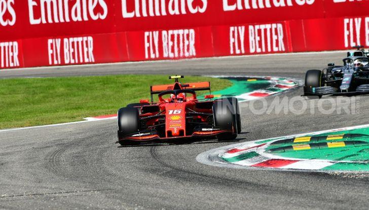 F1 2019, GP d'Italia: Leclerc infiamma Monza e centra la quarta pole della carriera davanti alle Mercedes - Foto 74 di 103